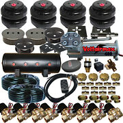 B Air Suspension -complete U-have Coils Front/rear See