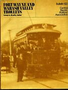 Fort Wayne And Wabash Valley Trolleys, Central Electric Railfans 122 New Sale