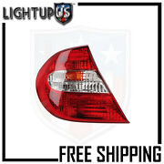 Fits 02-04 Toyota Camry Tail Light/lamp Driver Side Left Only