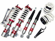 Truhart Streetplus Sport Coilovers For 12-15 Honda Civic And 12-13 Si Sedan/coupe