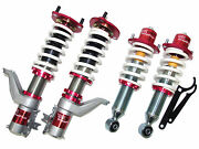 Truhart Streetplus Sport Coilovers For 02-06 Acura Rsx And 01-05 Honda Civic And Ep3