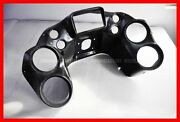 New Harley Road Glide Inner Fairing Abs Plastic Double Din With 4x6.5 Speakers