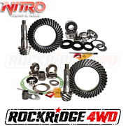 Nitro Gear Package For 08+ Toyota Landcruiser 200 Series And Tundra 4.6l 4.88 Rati