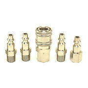 1/4 Npt Stainless Steel Air Hose Fittings Best Quality Couplers In The Market