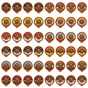 Crazy Cups Chocolate And Flavored Coffee Lovers K Cup Variety Pack48 Count