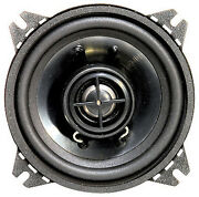 4 Critical Mass Ss4 Speakers Best Sound Quality Car Bi-ampable Usa Coaxial Mids