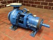 Carver Pump Kwp65-200 Thermal Fluid Centrifugal Pump 200-gpm New Warranty