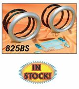 Hagan 825bs - 7 Frenched Headlamp Conversion Kit - Bare Steel