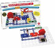 Snap Circuits Learning Learn Educational Toys Electronics Kit New Free Shipping