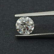 F Color Round Natural Loose Diamonds 1.13cts Carat Si2