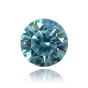 Very Light Blue Color Round Natural Loose Diamonds 0.50cts Carat Vs1