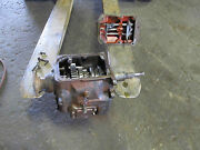 Military Dodge M37 Transmission New Process Used Core