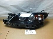 04 05 06 Mazda 3 Hid Xenon Driver Side Headlight Used Front Lamp 331