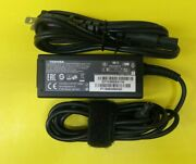 Genuine Oem Toshiba 45w 2.37a 19v Ac Adapter Charger Power Adapter Supply