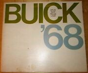 Buick And03968. Catalogue Of 1968 Buicks. 72+ Pages. Pennsylvania Dealerships.