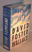 David Foster Wallace - Signed And Inscribed - Infinite Jest - First Edition