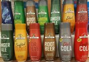 Sodastream Concentrated Flavored Soda Mix Syrup Many Flavor Choices Pick One