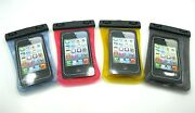 Waterproof Arm Band Bag Tpu Soft Protective Cases For Iphone 5/6/7/8/x/11 Lot