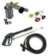Power Pressure Washer Water Pump And Spray Kit For Karcher G2600 Ph, G2600 Vh