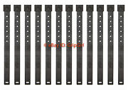 12x Lot Tactical Tailor - Long Black Malice Clips 12 Pack Molle Kydex Otw New