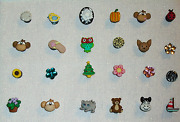 Handmade Handcrafted Magnetic Needle Minder Needle Keeper You Choose Your Style