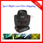 230w 7r Sharpy Beam Moving Head Effect Party Dj Light Case 4pcs Free Shipping