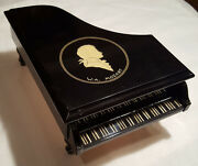 Reuge Music W.a.mozart Musical Jewelry Piano Box Playing - Magic Flute