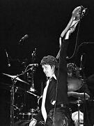 Paul Mccartney At Cow Palace In San Francisco 12 X 16 Concert Photo 1976