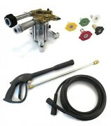 2800 Psi Pressure Washer Pump And Spray Kit For Karcher Campbell Hausfeld Generac