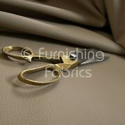 Eco Friendly Leather Fabric Sold By The Metre Upholstery Fabric Grade And Durable