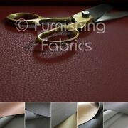 Leather Fabric On The Roll Sold By The Metre Car Auto Trimming Upholstery Fabric