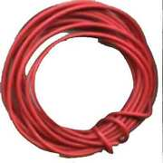 10 Ft. Red 22 Gauge Stranded Wire For G Gauge Scale Trains Parts