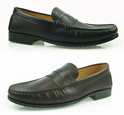 Andeuro300 Todand039s Mokassin New Cİtta Leder Shoes Loafers Herrenschuhe Menand039s 100aut.