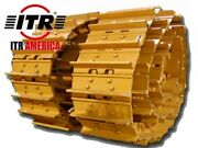 Sealed And Lubricated Track Gps W/ 27 Pads X2 For Cat D9t