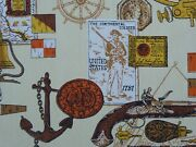 Colonial Ships Maps Anchors Compasses Soldier Postcards Navigation Revolver