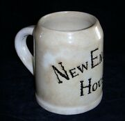 Great 19th Century Beer Mug From New England House In Boston, Massachusetts
