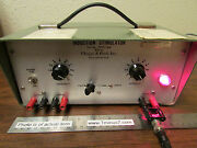 Phipps And Bird Induction Stimulator 7092-500 Quack Device Tested Working