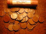 Lincoln Wheat Cent Penny Roll Mixed Twenties All S Mints Contains Every Date