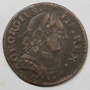 1787 Vlack 18-87c R-4 Machinand039s Mills Colonial Copper Coin