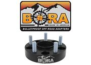 Jeep Cj 1.75 Wheel Spacers 4 By Bora Off Road - Made In The Usa