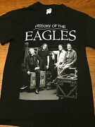 Eagles- History Of The Eagles Tour 2013 T-shirt Size S