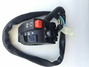 5-function Left Switch Assembly With Choke Lever For Atv 50cc 70cc 90cc 110cc