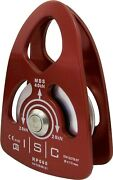 Isc Aluminium Rigging Pulley Height Safety Climbing Equipment