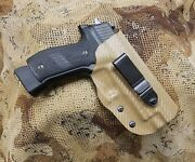 Gunnerand039s Custom Holsters Fits Sig Sauer P226 Mk25 Iwb Customize Your Holster