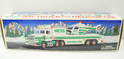 Hess Toy Truck And Helicopter Battery Operated