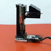 Linear Stage Position Yz Andx Manual Suruga Seiki Pg651-l05a-5 Yag Laser Welding