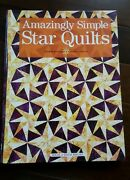Amazingly Simple Star Quilts 2006 Hardcover