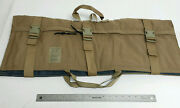 Us Army Acu Cotton Duck Olive Drab Spare Barrel Case / Bag 13013655