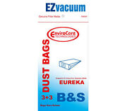 Eureka Ward B And S Canister Vacuum Cleaner Bags +filter  52329