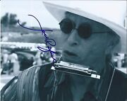 Joel Rafael Signed Autographed 8x10 Photo Folk Singer Songwriter Woody Guthrie A
